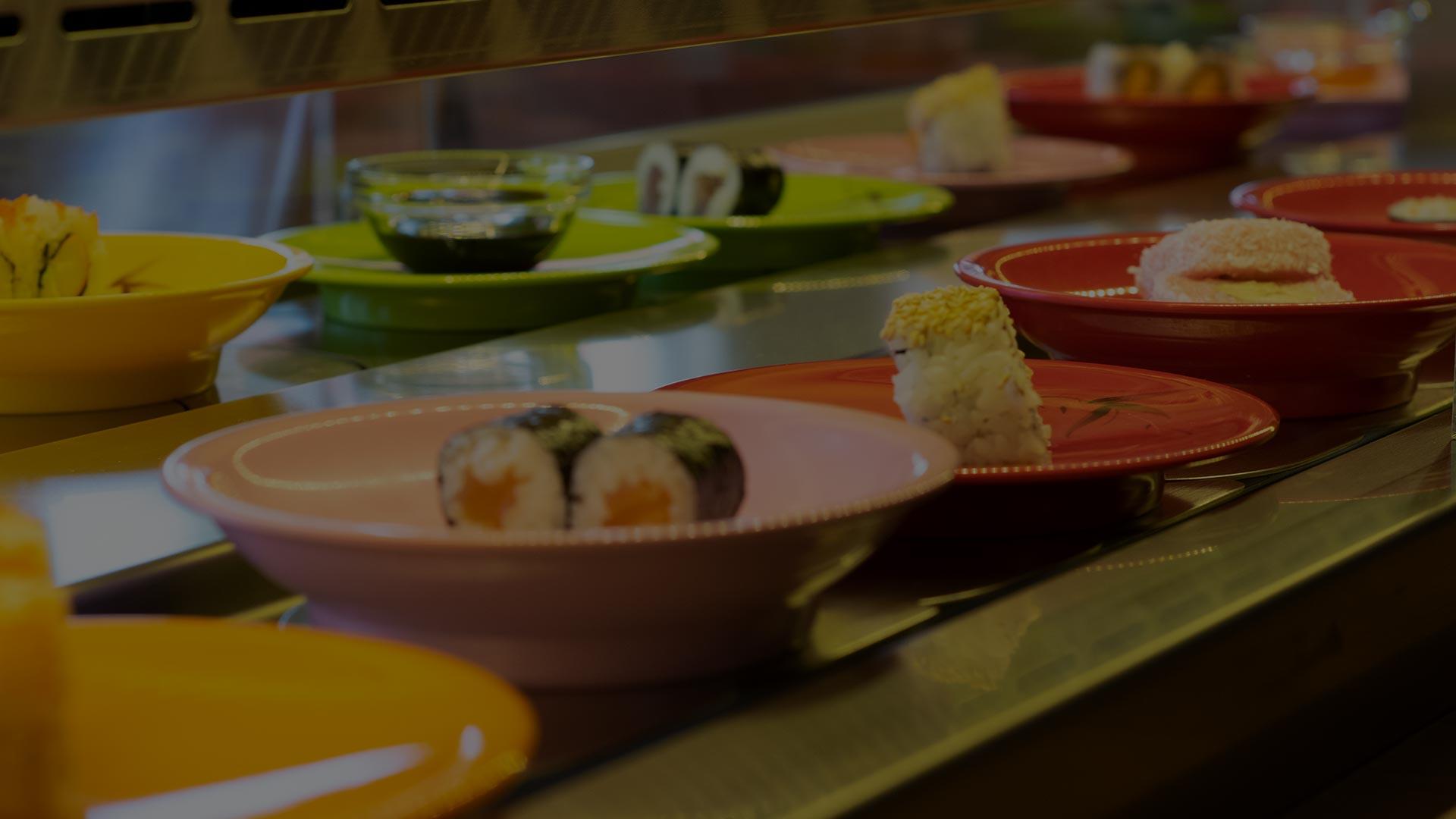 Running Sushi Restaurant Fürth Sushi Hosomaki