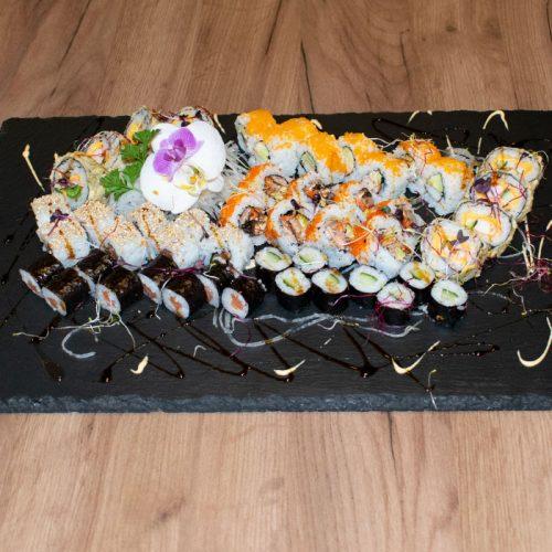 Galerie Running Sushi Restaurant Fürth Sushi Mix