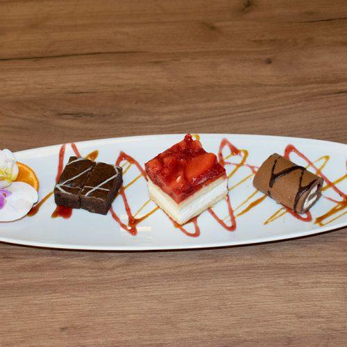 Galerie Running Sushi Restaurant Fürth Dessert