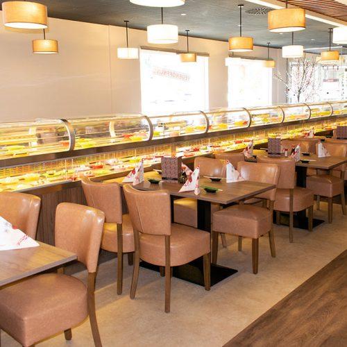 Galerie Running Sushi Restaurant Fürth Maguro Doppelband