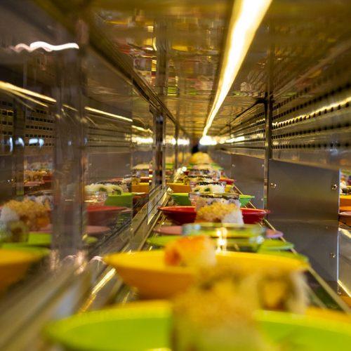 Galerie Running Sushi Restaurant Fürth Maguro Sushi