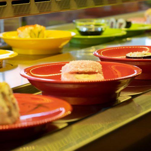 Galerie Running Sushi Restaurant Fürth Maguro Dessert