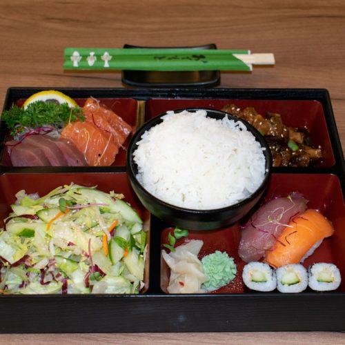 Galerie Running Sushi Restaurant Fürth Maguro Bento Box