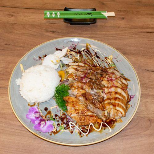 Galerie Running Sushi Restaurant Fürth Maguro Ente